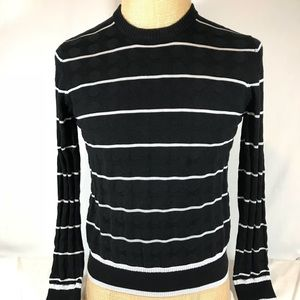 Opening Ceremony X Adidas Sweater Black Stripes